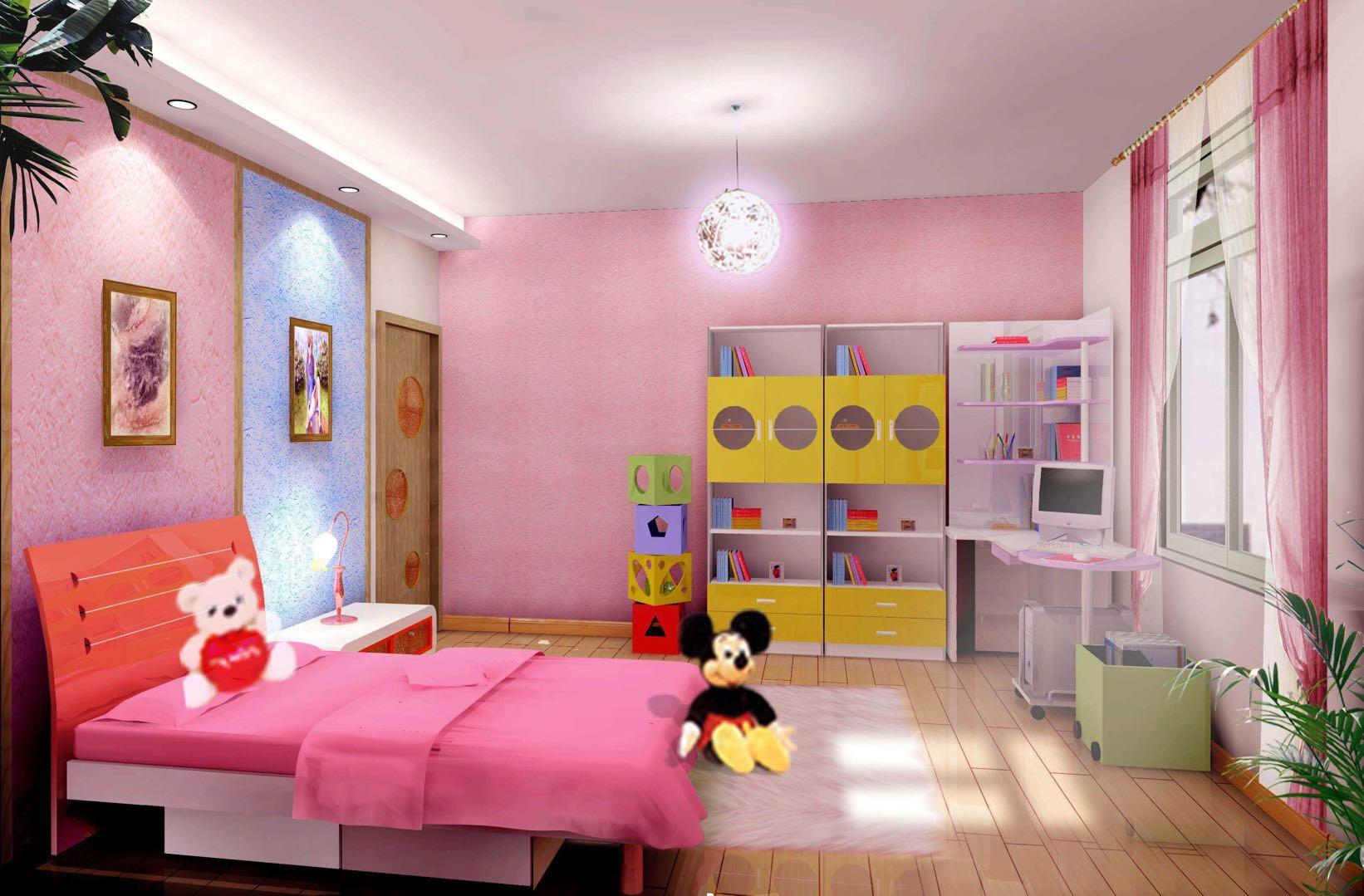 欧仕莱 儿童房3