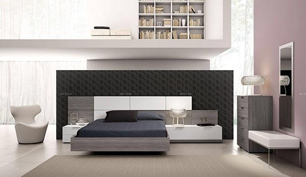 欧仕莱卧室床WSC006