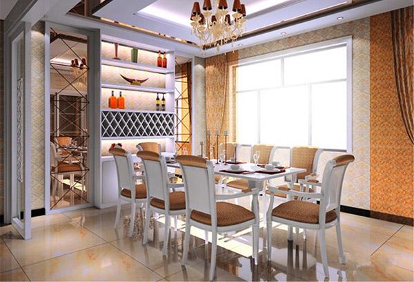 经典餐边柜CBG019